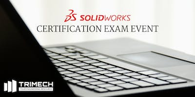 SOLIDWORKS Certification Exam Event - Middletown, CT (PM Session)