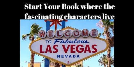 Las Vegas Experienced Writers Retreat tickets