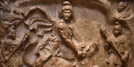 Lunchtime Lecture Series - Unlocking the Secrets of the Mysteries of Mithras by Kevin Stoba tickets