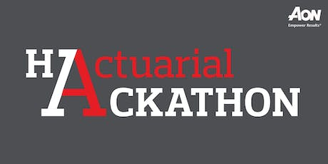 Aon's First Actuarial Hackathon Tickets