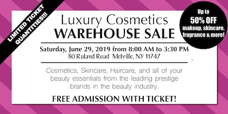 Special Invitation Warehouse Sale - JUNE 29, 2019 tickets