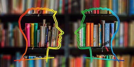 Book Cafe - Bearsden Library tickets