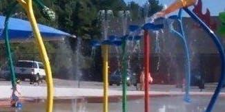 Splish Splash In The Park