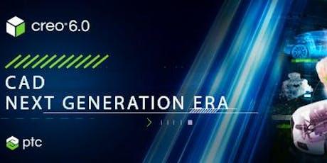 Creo 6.0 CAD NEXT GENERATION ERA biglietti