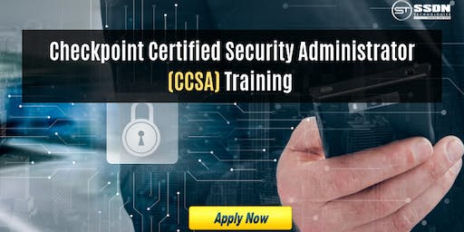 Checkpoint CCSA Training (Paid Training)