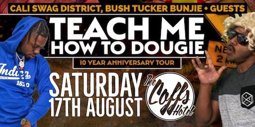 Cali Swag District, DMP & Bush Tucker Bunjie - Live in Coffs Harbour