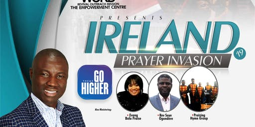 IRELAND PRAYER INVASION 2019
