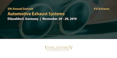 5th Annual Automotive Exhaust Systems Summit