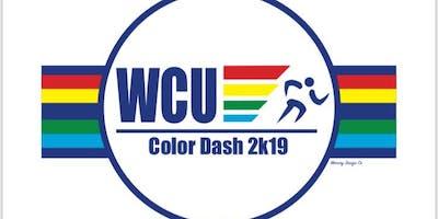 WCU Color Dash