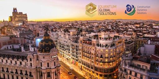 Lanzamiento Quantum España. Agendas ocultas en Disputas de Construcción