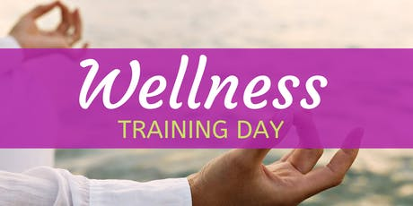 Your Health is your Wealth Training Day tickets