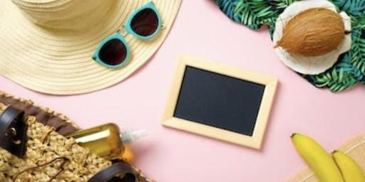 Pack Your Summer Bag DIY Essential Oils
