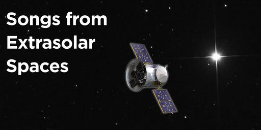 Songs from Extrasolar Spaces: An Evening of Music Inspired by TESS