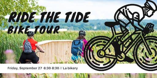 Ride the Tide September