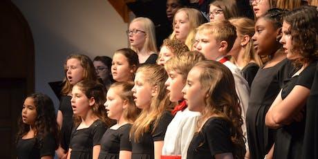 Tar River Children's Chorus Auditions tickets
