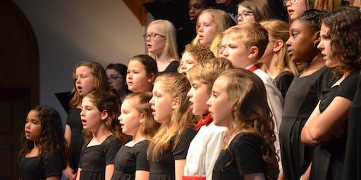 Tar River Children's Chorus Auditions