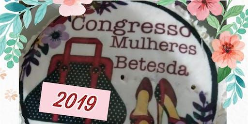 """Congresso De Mulheres/ """"Mulher Exalando Adoração """""""