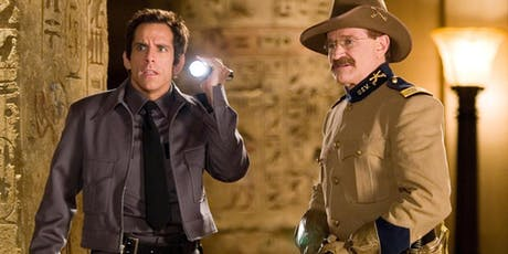 Summer Cinema: Night at the Museum tickets