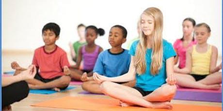 Kids Yoga & Mindfulness Summer Camp tickets