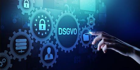 WEBINAR: 1 Jahr DSGVO - Ein erstes rechtliches und technisches Resumee Teil 1 Tickets