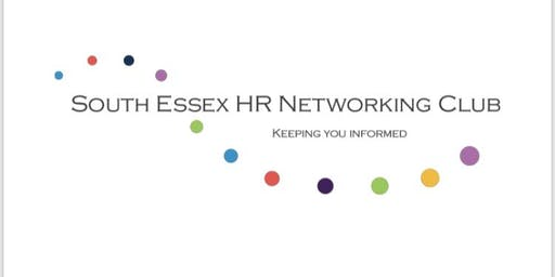 South Essex HR Networking Club - 18th July 2019