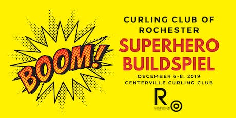 Curling Club of Rochester Superhero Bonspiel tickets