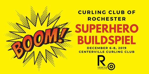 Curling Club of Rochester Superhero Bonspiel