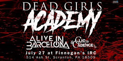 Dead Girls Academy at Finnegan's IRC