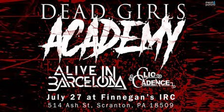 Dead Girls Academy at Finnegan's IRC tickets