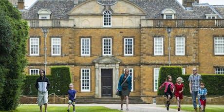 Afternoon tea talk - Walter Samuel, 2nd Viscount Bearsted tickets