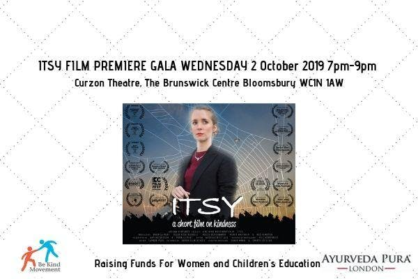 ITSY London Film Premiere