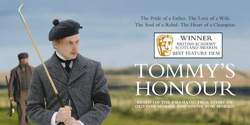 Film evening at Prestwick St Nicholas 18th July - 'Tommy's Honour'