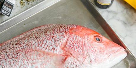 La Cucina: Fish Butchery 101 tickets