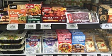 Vegan Food Tour - Whole Foods Midtown tickets