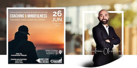 COACHING & MINDFULNESS | INSTITUTO COACHING | 26JUN19 ingressos