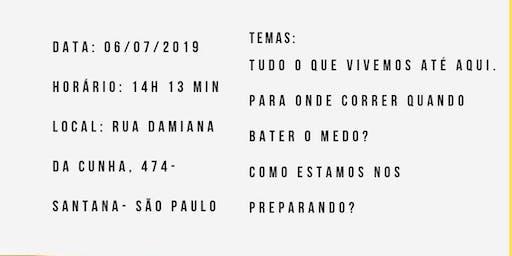 """Palestra """"Tudo que vivemos até aqui"""" Reunião GAA Famílias Brasileiras"""