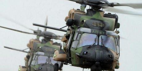 Royal Aeronautical Society Canberra Branch - Australian Army Aviation Futures  tickets
