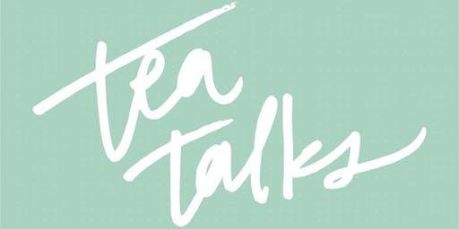 Tea Talks- June's Steep