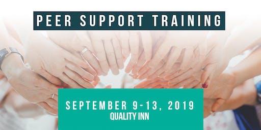 ND Peer Support Specialist Training - September 9-13