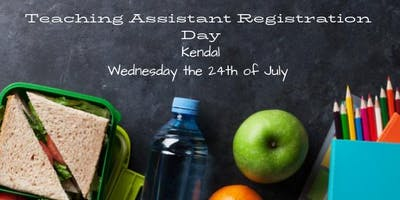 Kendal: Teaching Assistant Registration Day
