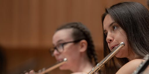 Junior Royal Birmingham Conservatoire Wind Orchestra and Choral Concert
