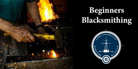 Beginners Blacksmithing (2-Day) with Mike Imrie, July 20 & 21, 2019 tickets