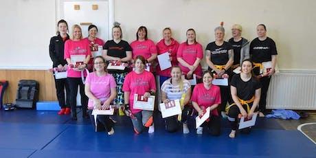 Ladies Kickboxing 4-week for £19.95 Fri Evening- Enderby tickets
