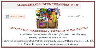 Marblehead HIdden Treasures Tour