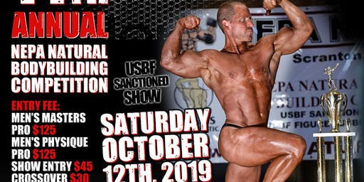 14th Annual NEPA Natural Body Building Competition