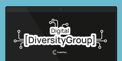 CodeClan Digital Diversity Group: Glasgow