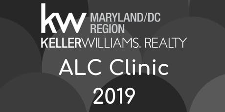 ALC Clinic 2019 tickets