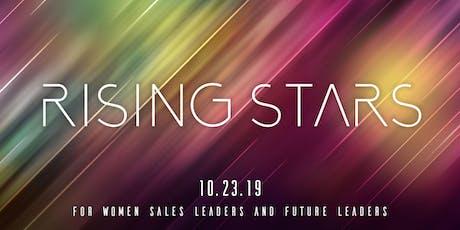 Rising Stars 2019 tickets