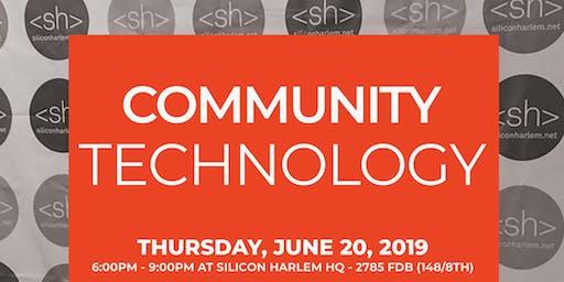 Community Technology