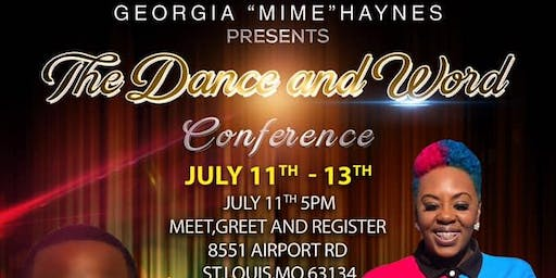 The Dance and Word Conference
